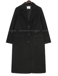 SONOROUS SINGLE LONG COAT