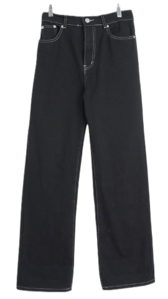 Koi cotton straight trousers