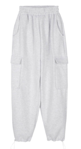 Early Fleece-lined jogger pants