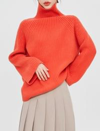 Murphy turtleneck knit
