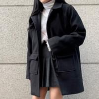 Crown pocket coat