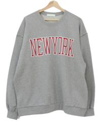 New York Lettering Sweatshirt