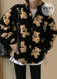 jp3117 Black Bear Poggly Jumper