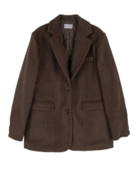 Melbourne wool casual jacket