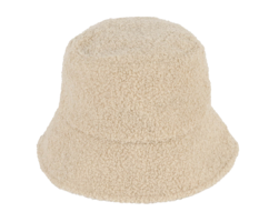 Momo shearling bucket hat