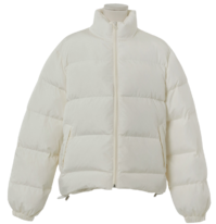 Monshell Duckdown Padded Jumper zip-up