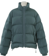 Monshell Duckdown Padded Jacket
