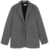 Belboa wool change pocket blazer