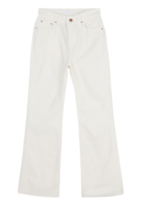 Pauling high-rise Flared trousers
