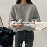 #AWABMADE:_Monglemongleyang raising sweat shirt