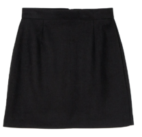 Push up mini skirt