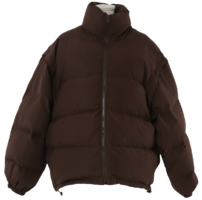 Peanut two-way Padded Jacket