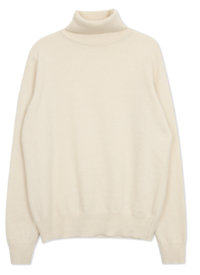Basic Wool Turtleneck Knitwear