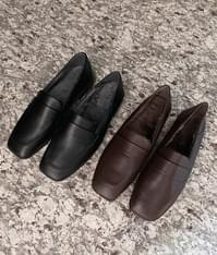 Endy brushed loafers