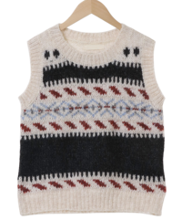Isabelle Nordic Knit Best
