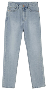 Tonic high-rise slim jeans