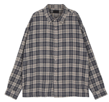 Unisex Ready Check Over Shirt