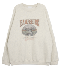 'HAMPSHIRE' Park Si-Pit sweat shirt