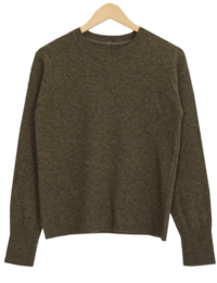 Shore the Cash Round Knit