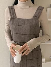 Fleece-lined hot Turtleneck T♥ various colors