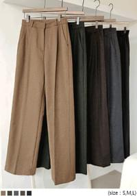 PANDORA PINTUCK WIDE SLACKS