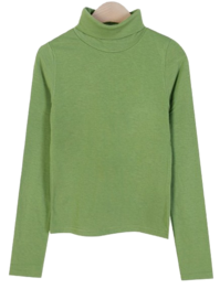 1+1♥ Fleece-lined Hot Turtleneck T