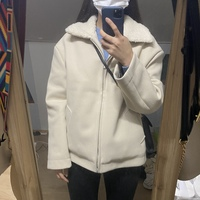 Unisex Warm Wool Mustang Jacket 夾克外套
