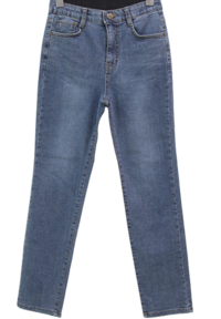 Band Raised Date Jeans in Episode