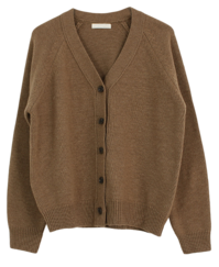 Onion Wool Cardigan