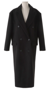 Notting Hill Double Wool Long Coat 大衣外套