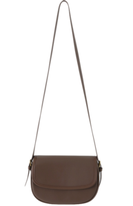 Mode flap cross bag