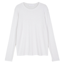 Hazel brushed long sleeve T-shirt