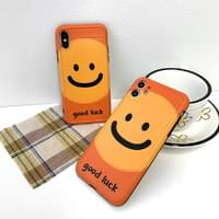 Good Luck Smile iPhone Case