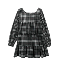 Kangkang Poco Check Dress