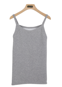Pogny long sleeveless