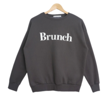 Lunch Patch Fleece-lined Sweatshirt
