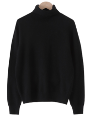 Modern Basic Raccoon Polar Knit