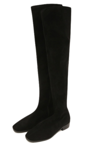 Square Toe Tall Boots