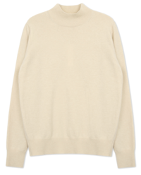 《Planned Product》 Light Cashmere Van Polar Knit