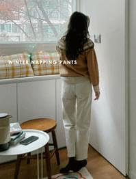 Baiko 9 parts brushed cotton pants