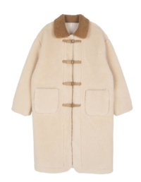 Code Color Shearing Coat
