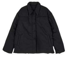 General padded coat