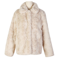 ★Plan★Leeds update fur jacket