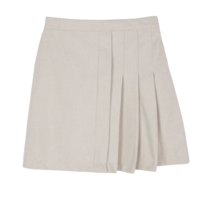 Vince Unfoot pleated mini skirt