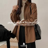 Same day delivery♥#AWABMADE:_Winter Classic Raised Shirt