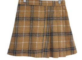 Toy half pleated skirt