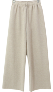 Mary knit wide trousers