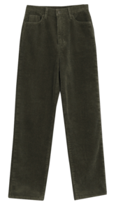 Same day delivery♥Dual corduroy pants (3color/secret banding)