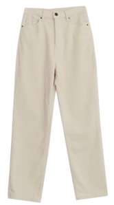Dual corduroy pants (3color/secret banding)