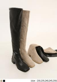 SLOANE SQUARE HIGH BOOTS - 2 TYPE